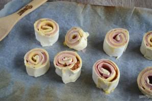 Закусочные булочки (классная идея!) - фото шаг 6