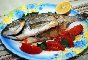 Рыба дорада - фото шаг 5