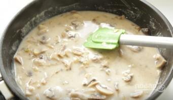 Тефтели под грибным соусом - фото шаг 5