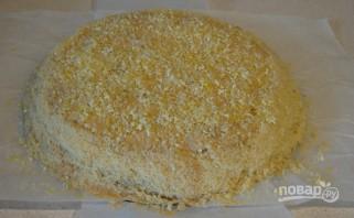 Легкий торт со сгущенкой - фото шаг 5