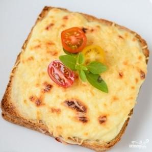 """Французские тосты """"Крок-месье"""" - фото шаг 8"""