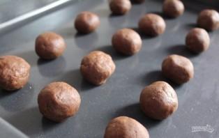 Быстрые шоколадные печенья - фото шаг 5