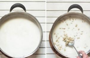 Макароны в сырном соусе - фото шаг 3