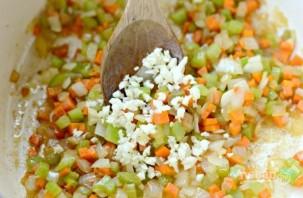 Фасолевый суп с беконом - фото шаг 3