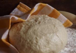Тесто дрожжевое несладкое - фото шаг 6