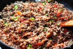 Тортилья с мясом - фото шаг 3