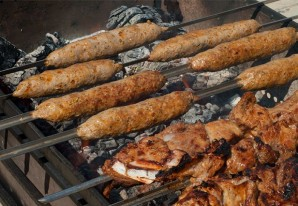 Кебаб из свинины - фото шаг 3