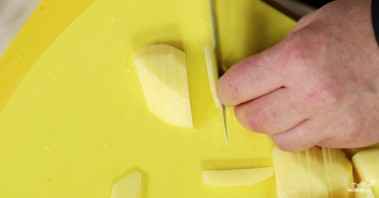 Суп из гребешков - фото шаг 1