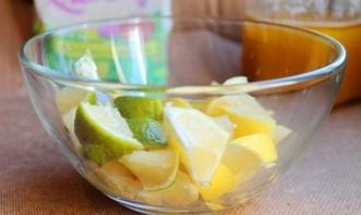 Варенье из лимонов без варки - фото шаг 3