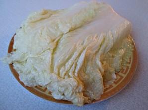 Голубцы из китайской капусты - фото шаг 4