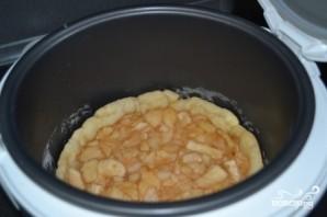 Пирог с яблочным вареньем в мультиварке - фото шаг 6