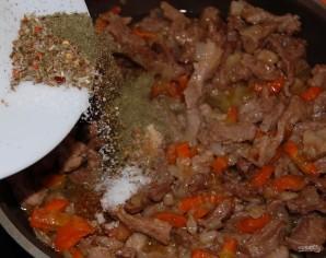 Жаркое со свининой и овощами - фото шаг 5