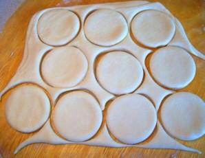Печенье на маргарине с вареньем - фото шаг 8