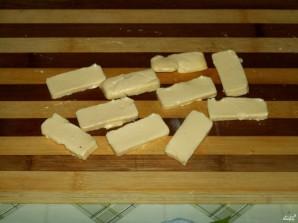 Куриная грудка с грибами и сыром - фото шаг 7