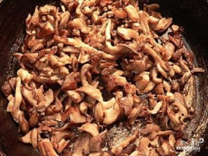Постные картофельные зразы с грибами - фото шаг 2