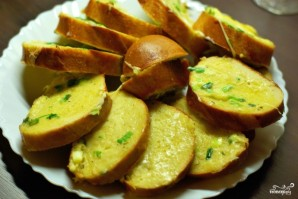 Сырный хлеб - фото шаг 9