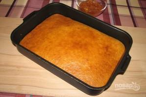 Пирог со сгущёнкой - фото шаг 5