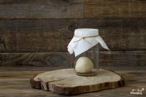 Пшеничная закваска - фото шаг 1