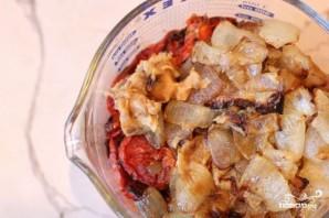 Острый томатный суп - фото шаг 2