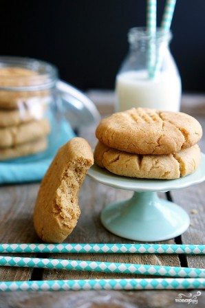 Печенье из арахисовой пасты - фото шаг 6