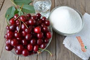 Варенье из вишни с косточками на зиму густое - фото шаг 1