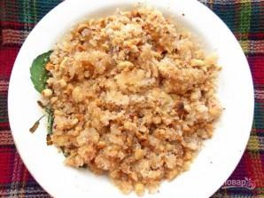 Козинаки из арахиса в карамели - фото шаг 4