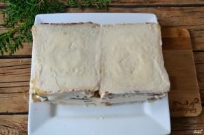 Бутербродный торт - фото шаг 8