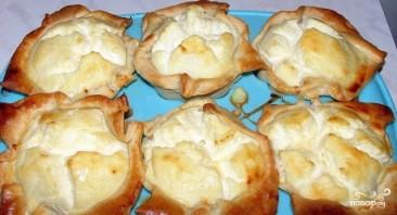 Творожное пирожное - фото шаг 6