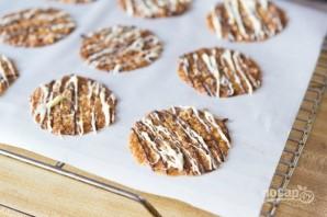Флорентийское кружевное печенье - фото шаг 5