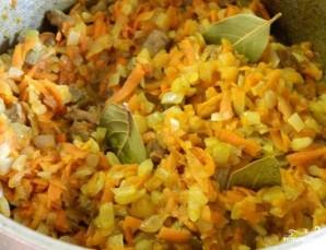 Паштет из говяжей печени с морковью и луком - фото шаг 8
