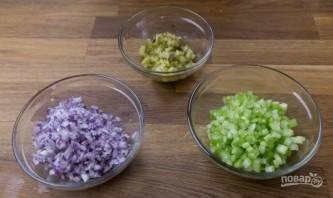 Салат из картофеля - фото шаг 2