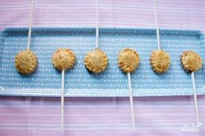 Мини-пирожки на палочке - фото шаг 5