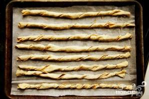 Пряные сырные палочки - фото шаг 7