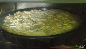 Индейка, запеченная с картофелем под сыром - фото шаг 5