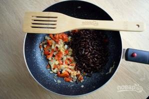 Вегетарианский буррито - фото шаг 3