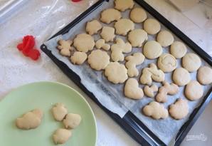 Печенье расписное своими руками - фото шаг 7