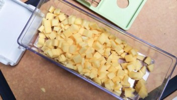 Сальса с манго - фото шаг 3