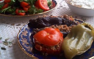 Долма из овощей - фото шаг 7