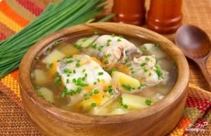 Суп из минтая  - фото шаг 8