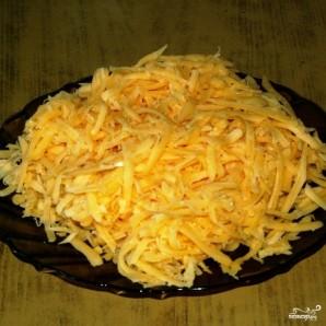 Салат из кальмаров с сыром - фото шаг 4