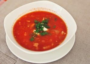 """Рыбный суп в мультиварке """"Pедмонд"""" - фото шаг 10"""