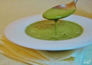 Крем-суп из петрушки - фото шаг 6