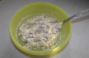 Яйца, фаршированные грибами - фото шаг 5