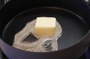 Макароны под сливочным соусом - фото шаг 1