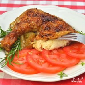 Куриные окорочка в вине - фото шаг 7
