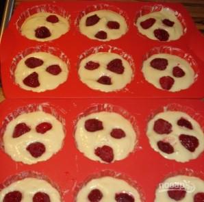 Маленькие кексы - фото шаг 5