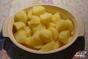 Капустно-картофельные котлеты - фото шаг 1