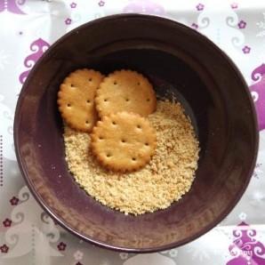 Конфеты из арахисового масла - фото шаг 1