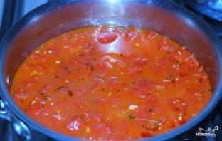 Простой соус для макарон - фото шаг 3