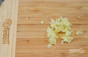 Паштетный салат из авокадо и риса - фото шаг 2